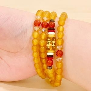 Jewelry - 👏🆕👏 Stylish Long Necklace, Multi-layer Bracelet
